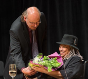 Davíd Carrasco with Toni Morrison